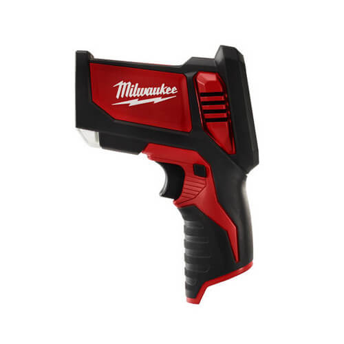 M12 Cordless Laser TEMP-GUN Thermometer (Tool Only)