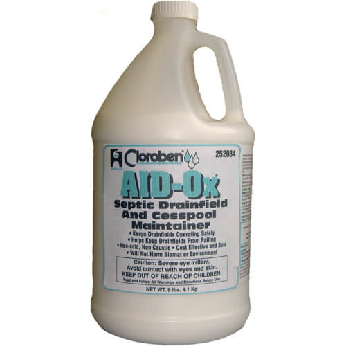 9 lb. Cloroben AID-Ox Septic Maintainer