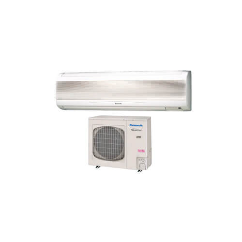 26pek1u6 panasonic 26pek1u6 25 200 btu ductless single zone mini split wall mounted heat. Black Bedroom Furniture Sets. Home Design Ideas