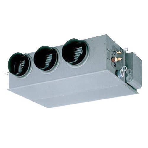 24,000 BTU Single Zone Mini-Split Concealed Duct Cool Only Air Conditioner