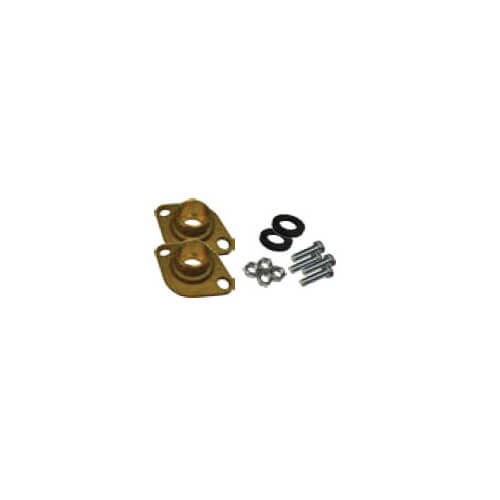 "3/4"" Bronze Sweat Flange Kit"