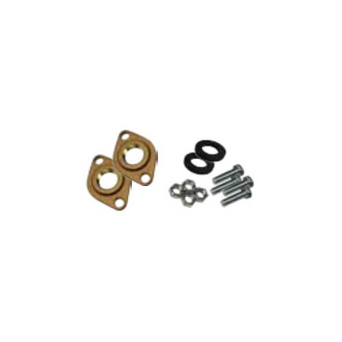 "1"" Bronze FNPT Flange Kit"