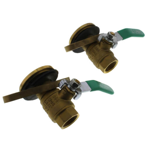 "1"" Sweat Ball Valve Kit"