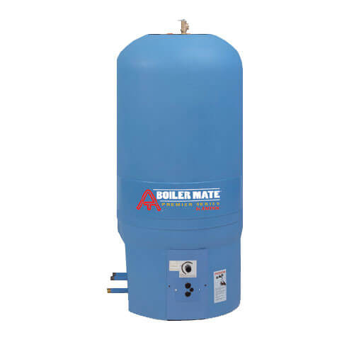 60 Gallon WHS-60LDW BoilerMate Premier Series Indirect-Fired Water Heater w/ electronic control