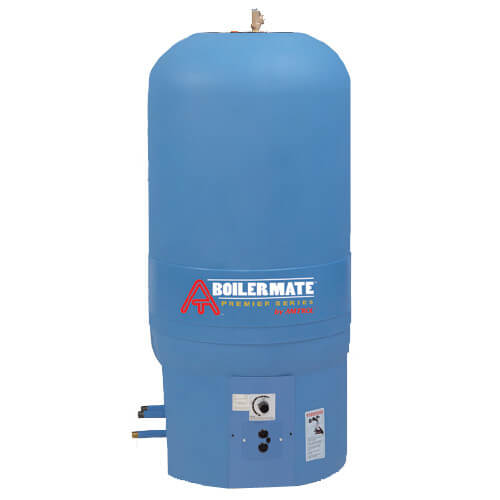 119 Gallon DC-120 BoilerMate Commercial Dual Coil Indirect-Fired Water Heater