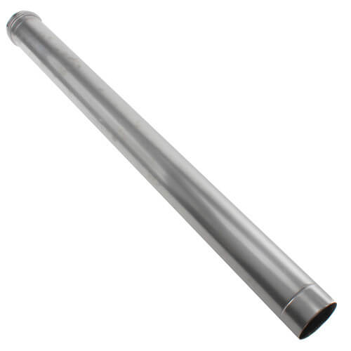 "3"" x 3 Ft. Z-Vent Single Wall Pipe"