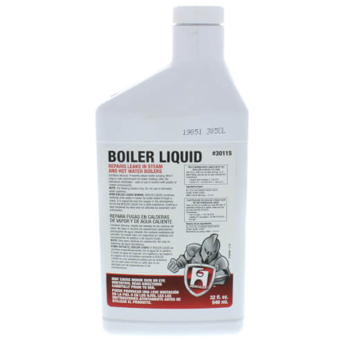 1 lb. Boiler Solder (Powdered Stop Leak)