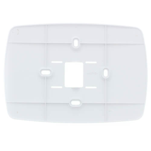 Premier White Cover Plate for VisionPRO Thermostats Product Image