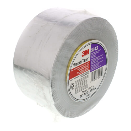 "High Temperature Foil Tape (3"" x 150')"