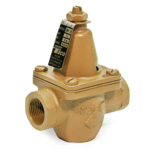 Taco Bronze Pressure Reducing Valve (Threaded)