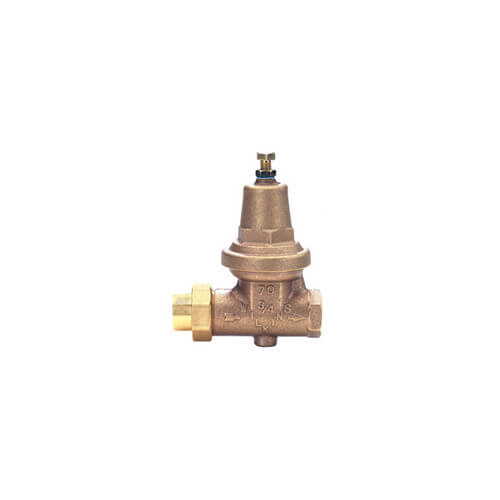 "3/4"" FxF Single Union Pressure Reducing Valve"
