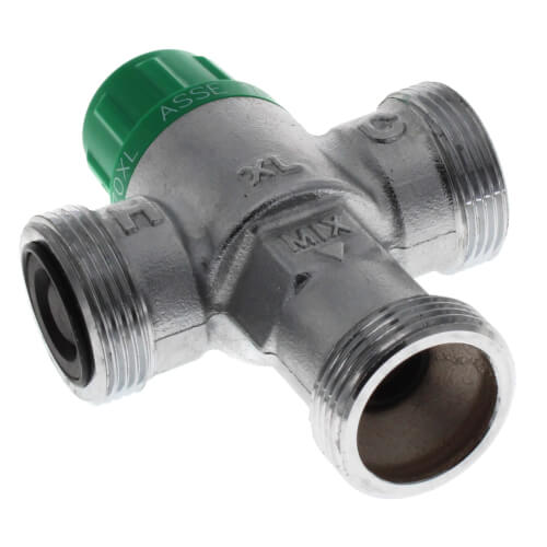 "3/4"" Lead Free Thermostatic Mixing Valve 95 to 115°F (Female Threaded)"