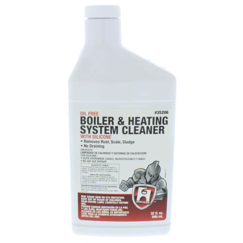 1 qt. Boiler & Heating System Cleaner Product Image