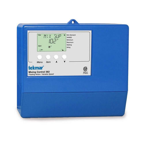 Floating Action / Variable Speed Mixing Control Product Image