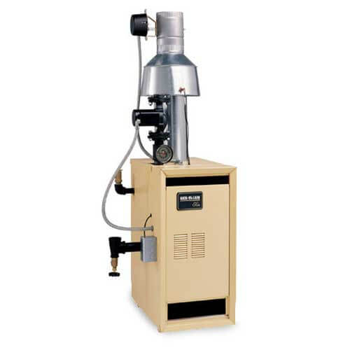 CGA-6 - 127,000 BTU Output Hi Altitude Boiler, 4.5-7K, Spark Ignition (LP)