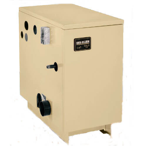 GV-6, 133,000 BTU Output High Efficiency Boiler (Nat Gas)