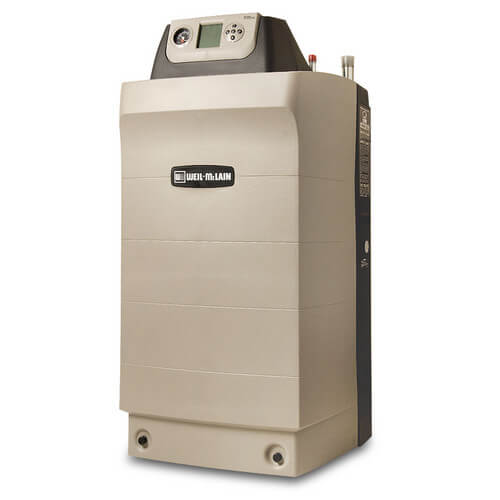GV90+4 84,000 BTU High Efficiency Gas Boiler (Nat Gas)