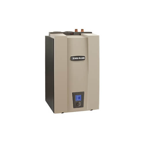 WM97+ 155 CT - 124,000 BTU Output Wall Mounted Boiler (NG or LP)