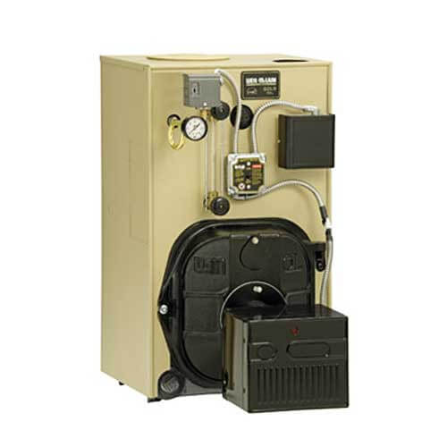 SGO-5 131,000 BTU Output Steam Oil Boiler