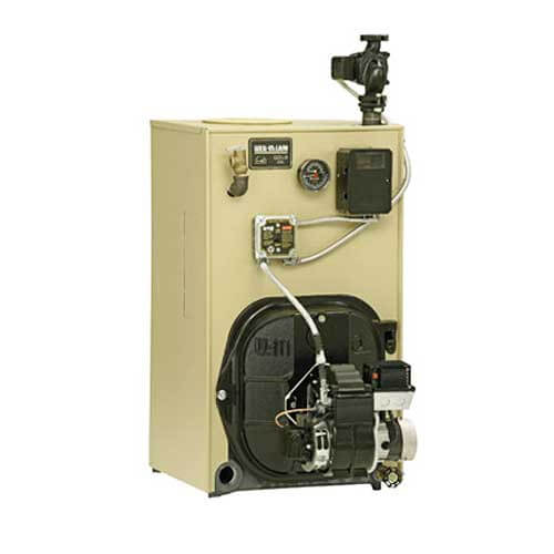 WGO-3 100,000 BTU Output Gold Oil Boiler