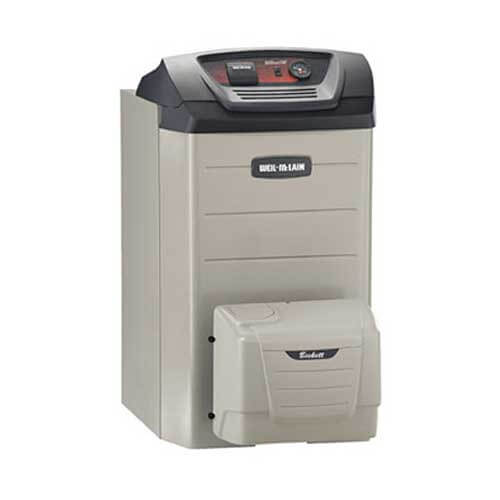 UO-5, 150,000 BTU Output Ultra Oil Boiler