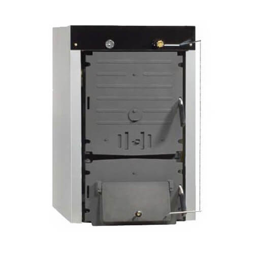 120,000 BTU Output Wood Burning Boiler, Cast Iron