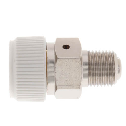"1A, 1/8"" Adjustable Angle Steam Radiator Air Valve"