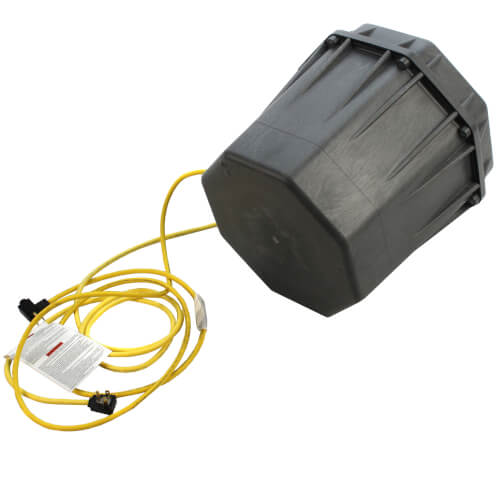 "1/2 HP Commercial High Head Drain Pump - 115v - 10 ft Cord, 2"" Connections"