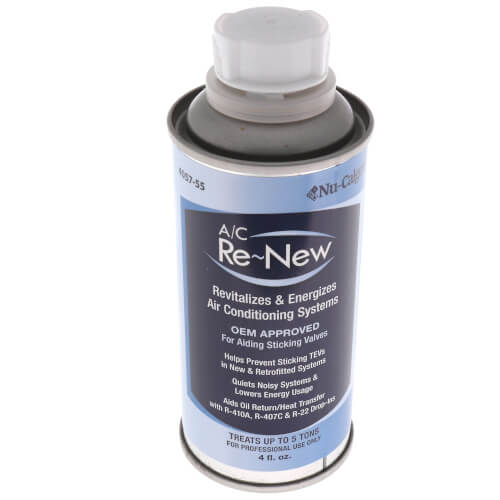 A/C-Renew, Unpressurized Can, 4 oz