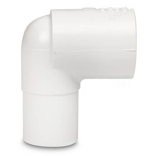 "2-1/2"" PVC Sch. 40 45° Elbow"