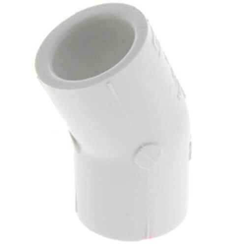 "6"" PVC Sch. 40 22.5° Elbow"