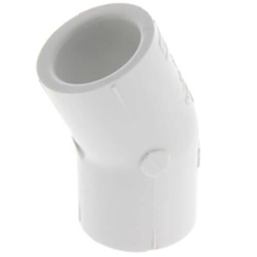 "10"" PVC Sch. 40 22.5° Elbow"