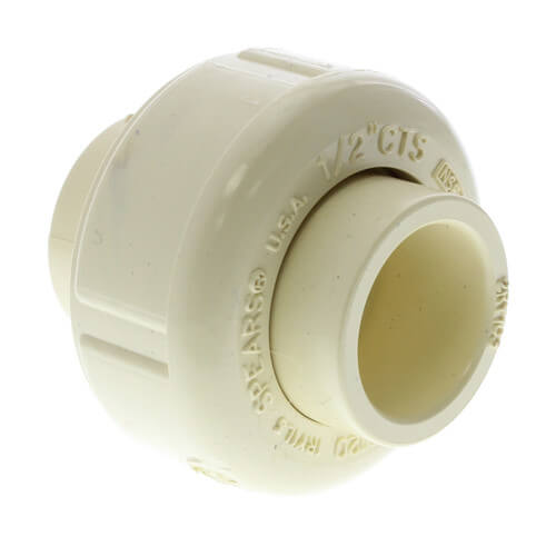 Spears quot cts cpvc union socket