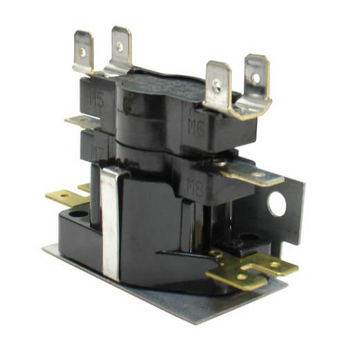 DPST N/O Sequencing Relay (24V) Product Image