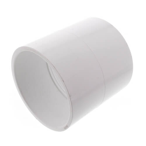 """3"""" PVC Schedule 40 Coupling Product Image"""