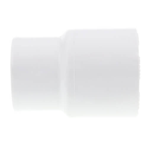 "1-1/2"" x 1"" PVC Schedule 40 Reducer Coupling"