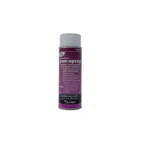 Water Leak Sealer Spray : Nu calgon  white pan spray leak sealer