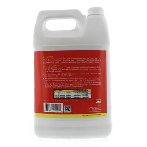 C-5s Refrigeration Oil, 1 Gallon