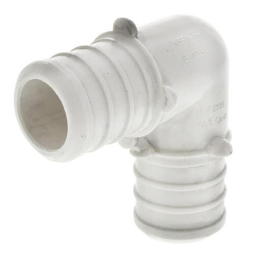 "3/4"" PolyAlloy PEX Crimp Elbow Product Image"