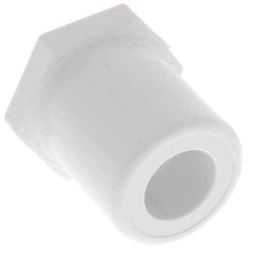"3/4"" PVC Sch. 40 Socket Union w/ Buna-N O-ring"