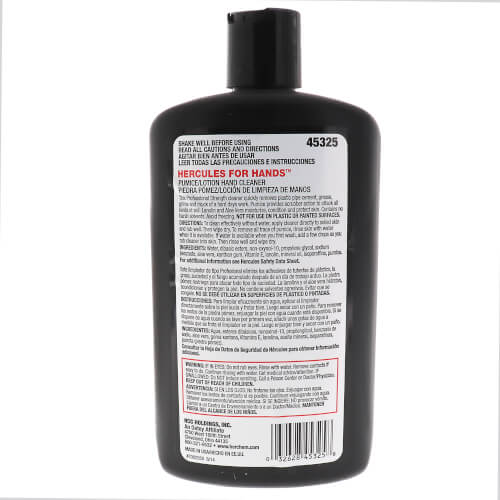 Hercules For Hands Pumice Lotion Hand Cleaner - 15 oz.