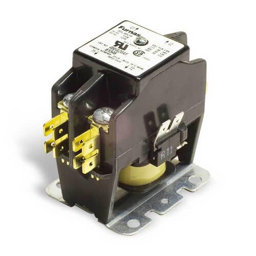 45eg20af furnas controls 45eg20af 2 pole 30 amp 120v. Black Bedroom Furniture Sets. Home Design Ideas