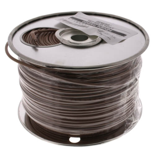 500 ft - 18/2 Solid CL2 (PVC) Honeywell Genesis Thermostat Cable Product Image