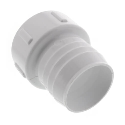 "1-1/4"" PVC Schedule 40 Insert x Socket Adapter"