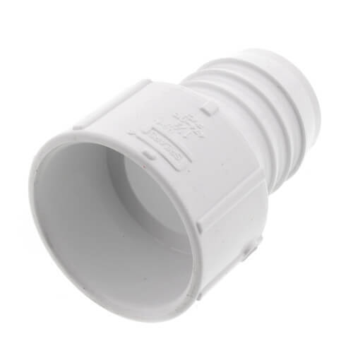 "6"" PVC Schedule 40 Insert x Socket Adapter"