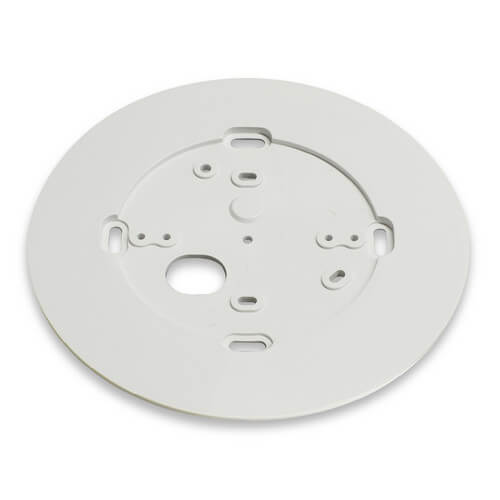 Round Non-Programmable, 1H/1C, Mechanical Thermostat