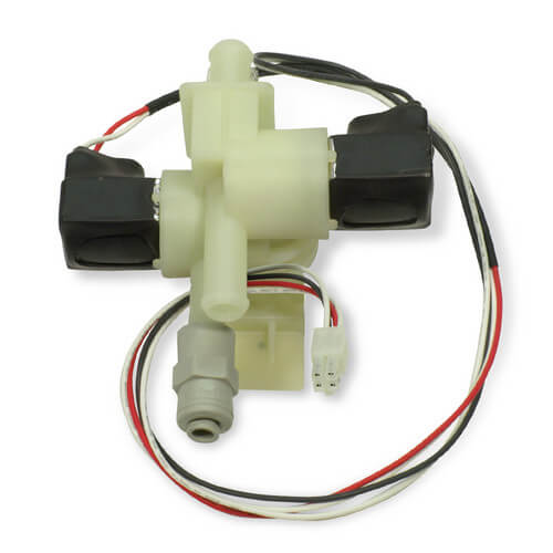 Water Backflow Prevention Valve w/ Manual Water Shutoff for TrueSTEAM