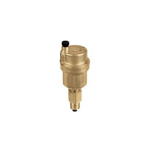 502710A CALEFFI 5027 AUTOMATIC AIR VENT WITH CHECK VALVE 1/8""