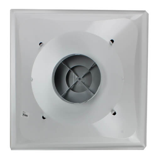 "Steel Fixed Pattern Diffuser w/ 8"" Collar (FPD3 Series)"