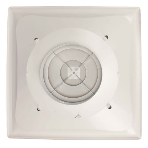 "4-Way Steel Ceiling Diffuser w/ 10"" Collar (FPD3 Series)"